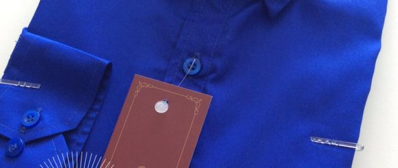 Camisa em algodão egópcio - royal acetinado