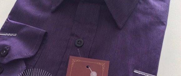 Camisa em algodão egípcio